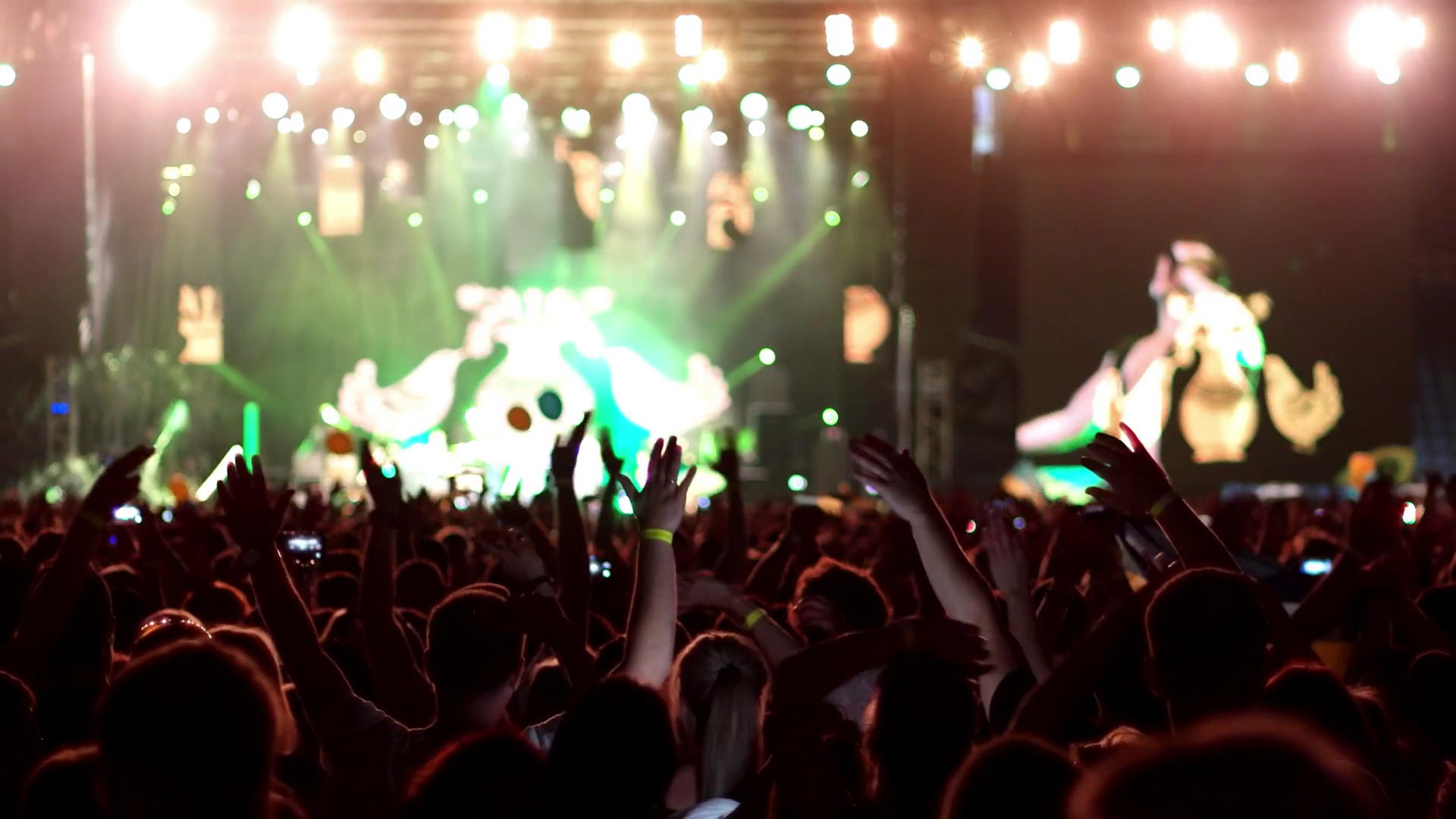 Event Security guard services for concerts, festivals, and more by Genuine Security