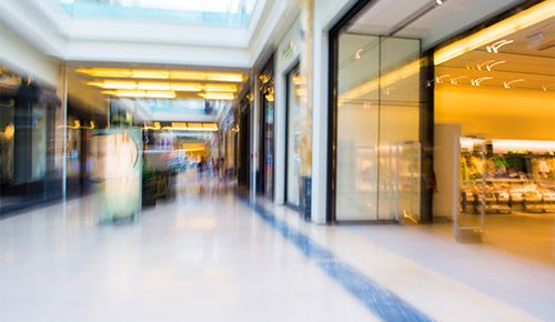 Commercial and retail security - Genuine Security guards in mall, shopping center, retail store and business